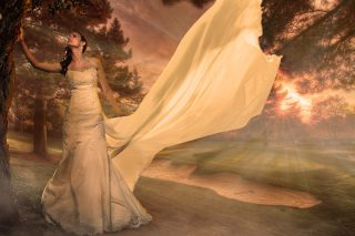 Wedding Sofia Photo Manipulation
